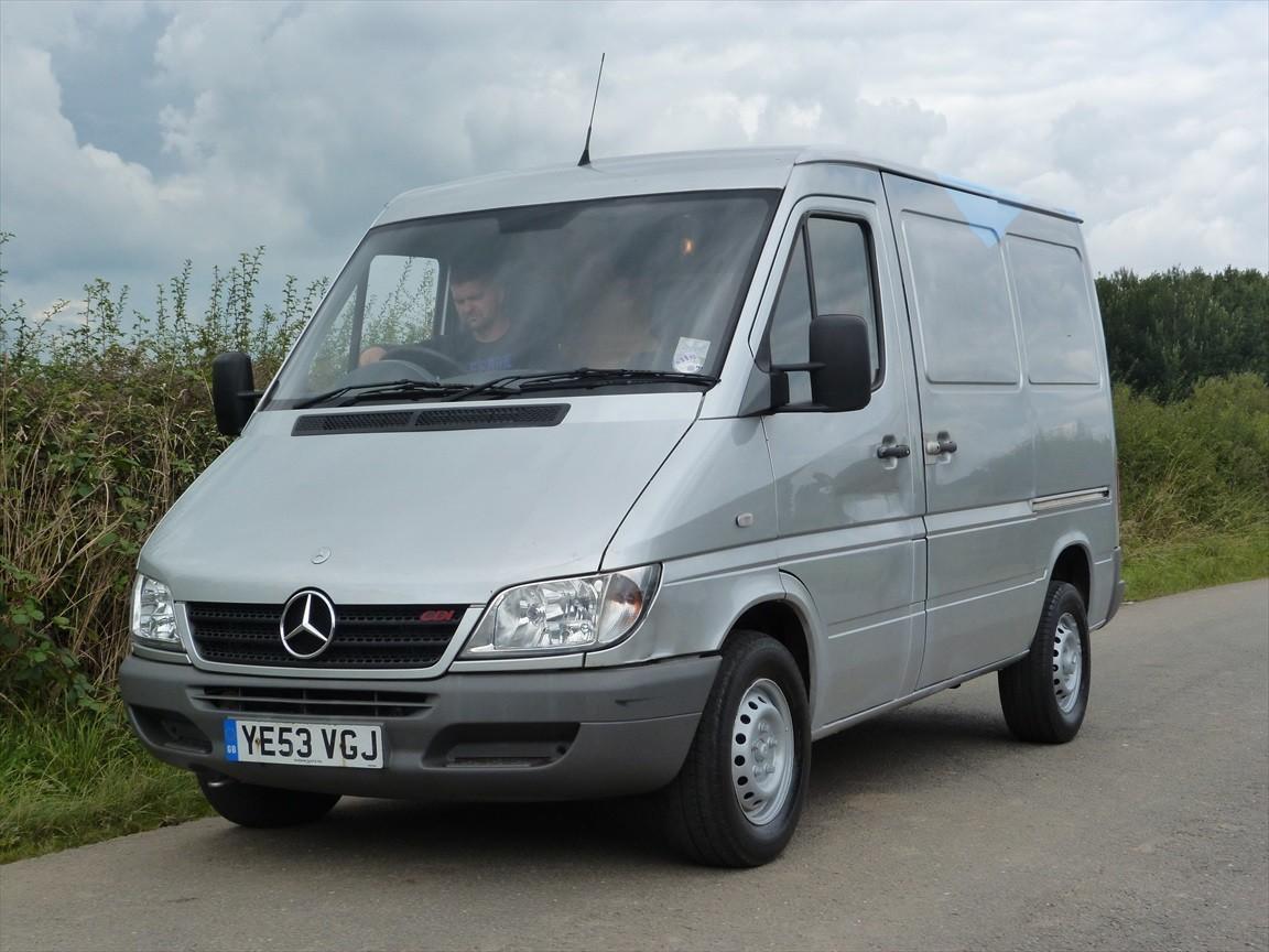 Mercedes Sprinter 44 Autos Post