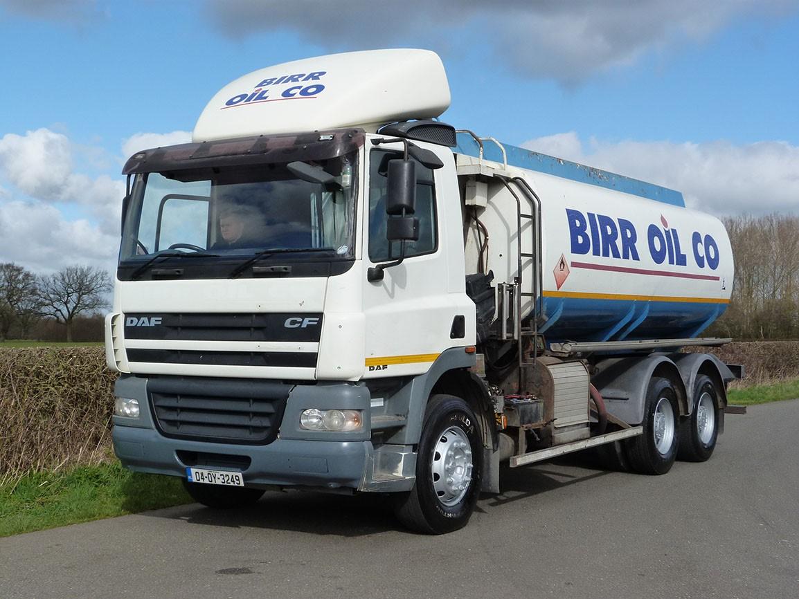 DAF CF 85 6 X 4 Fuel Tanker