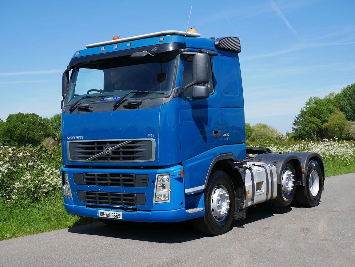 Volvo FH 13 480 6 X 2 Tractor Unit