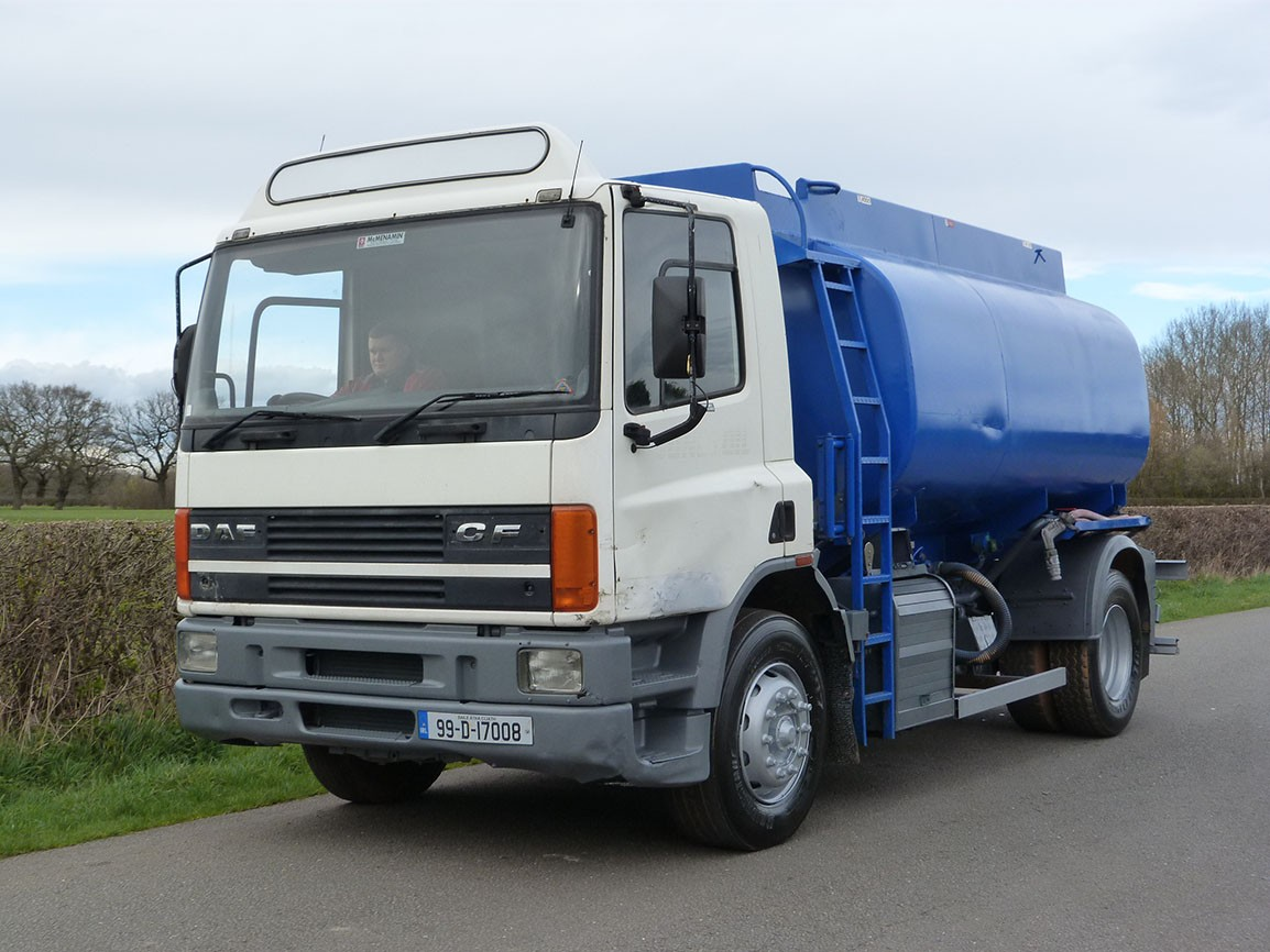 DAF CF 65 240 4 X 2 Fuel Tanker