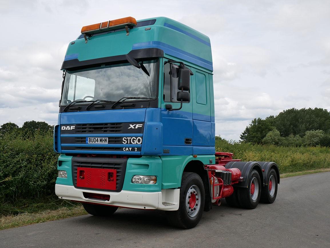 DAF XF 530 6 X 4 Double Drive 200 Ton GTW Tractor