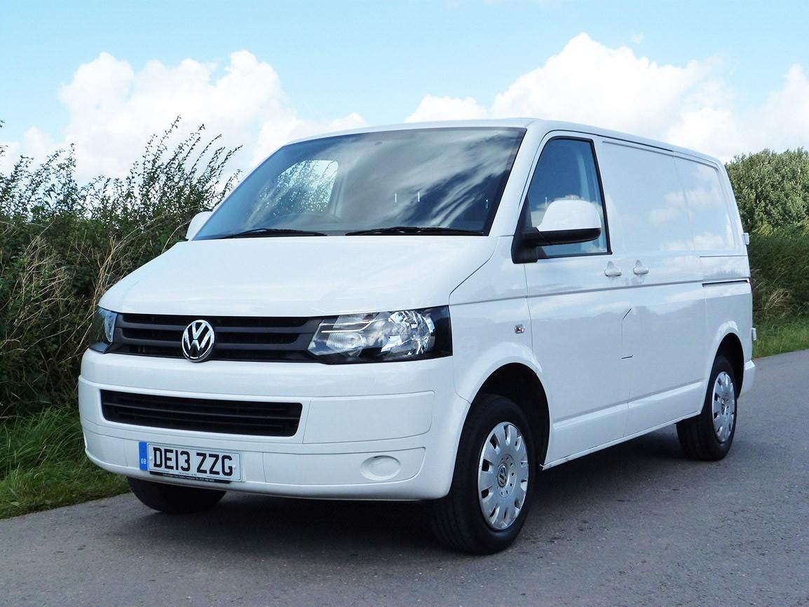Vw Diesel Truck >> VW Transporter T28 Trendline SWB Van
