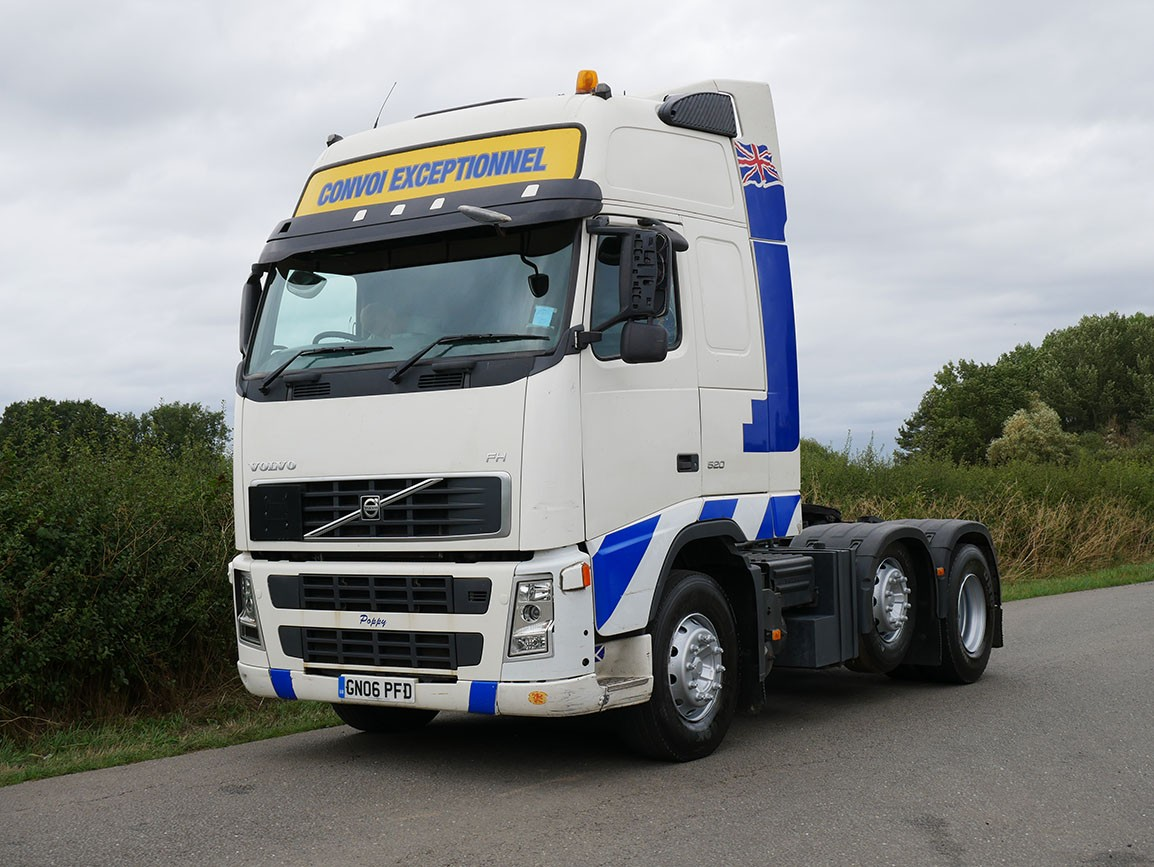 Volvo FH 13 480 6 X 2 Globetrotter XL Tractor