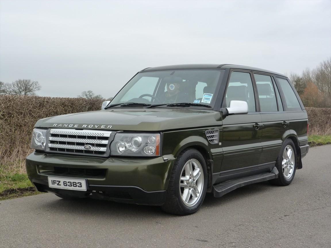 range rover 4 6 hse petrol lpg autogas. Black Bedroom Furniture Sets. Home Design Ideas