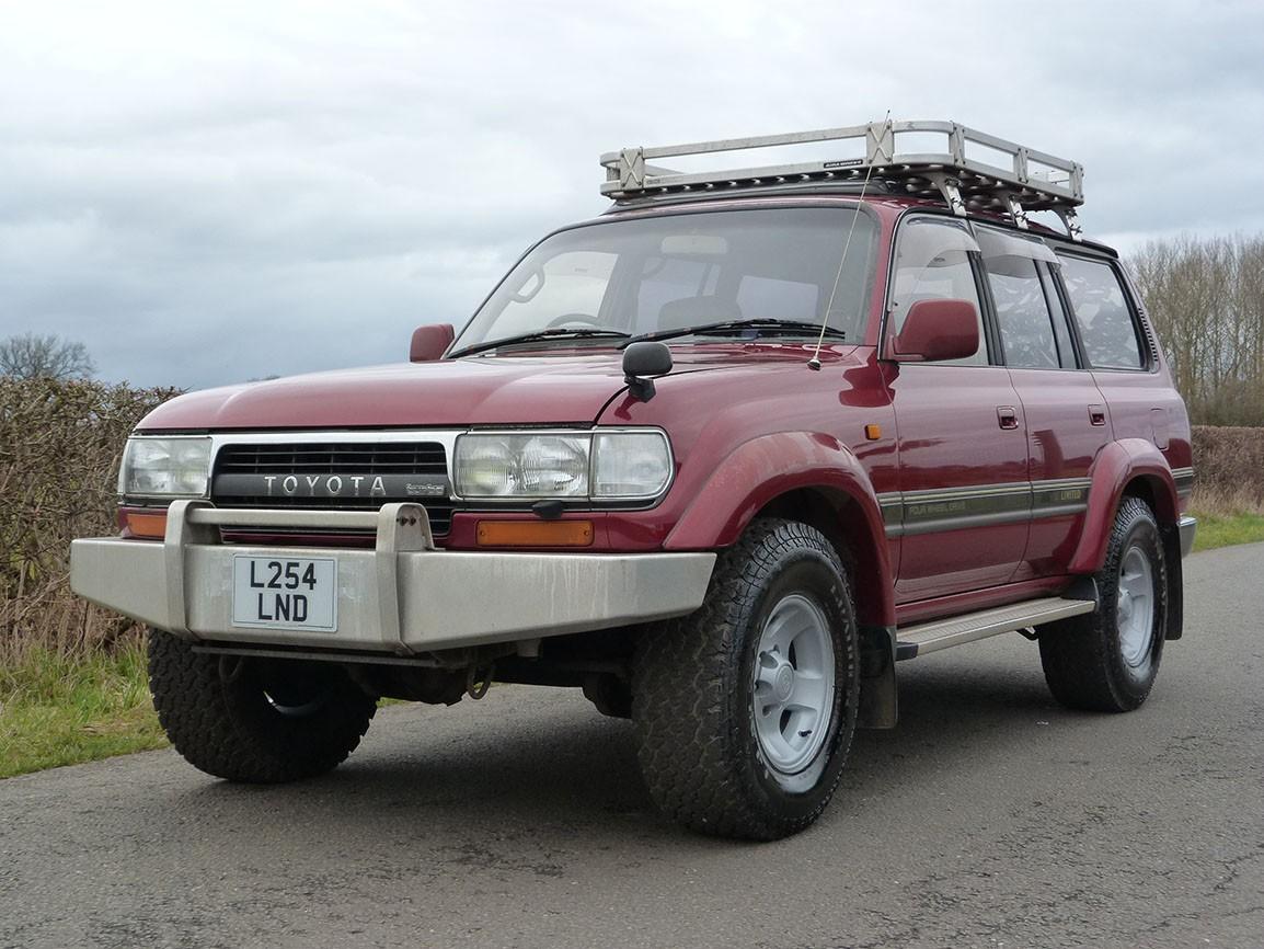 Toyota Landcrusier 4.2 Turbo Diesel