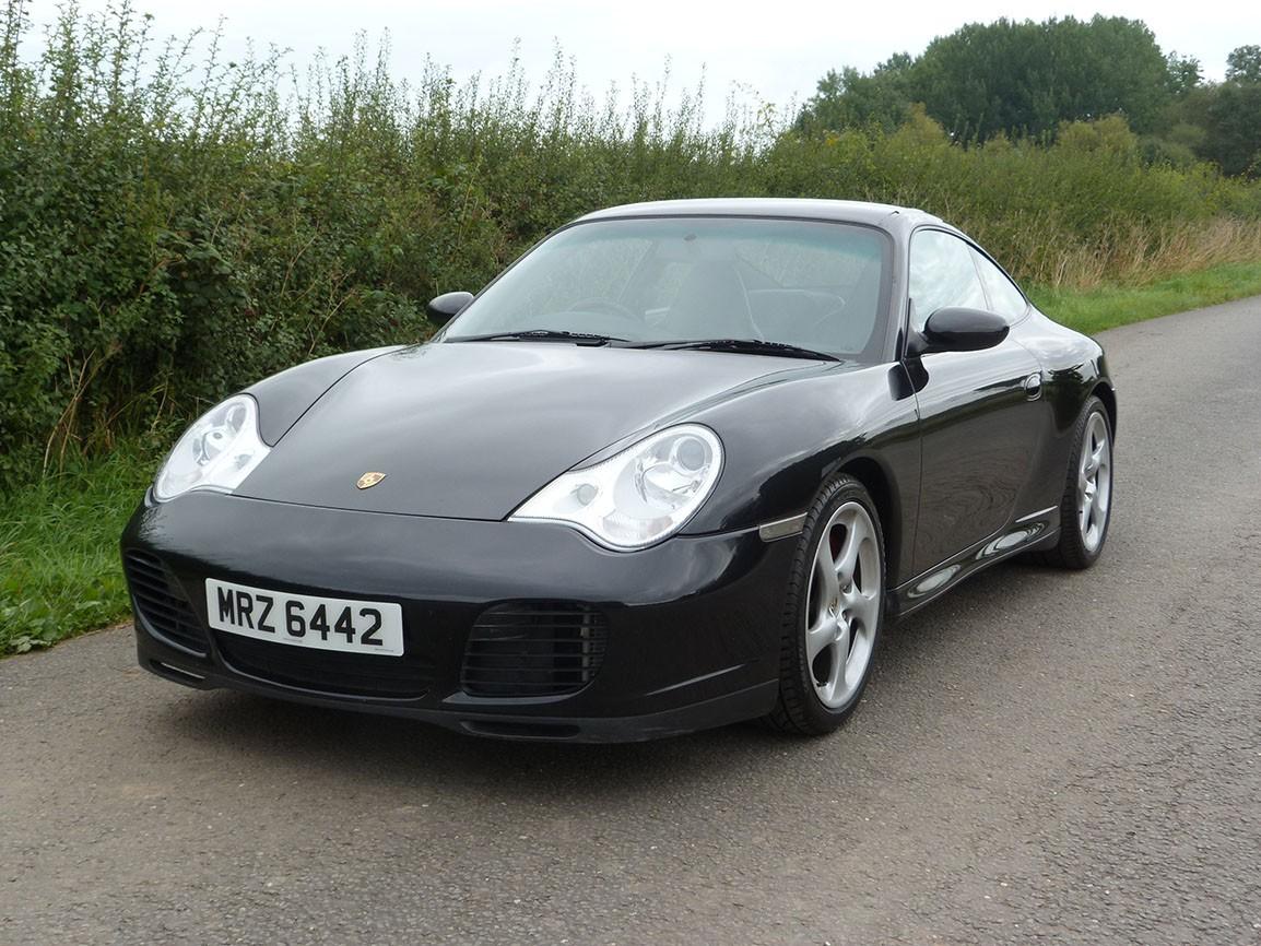 Porsche Carrera 4 S Coupe
