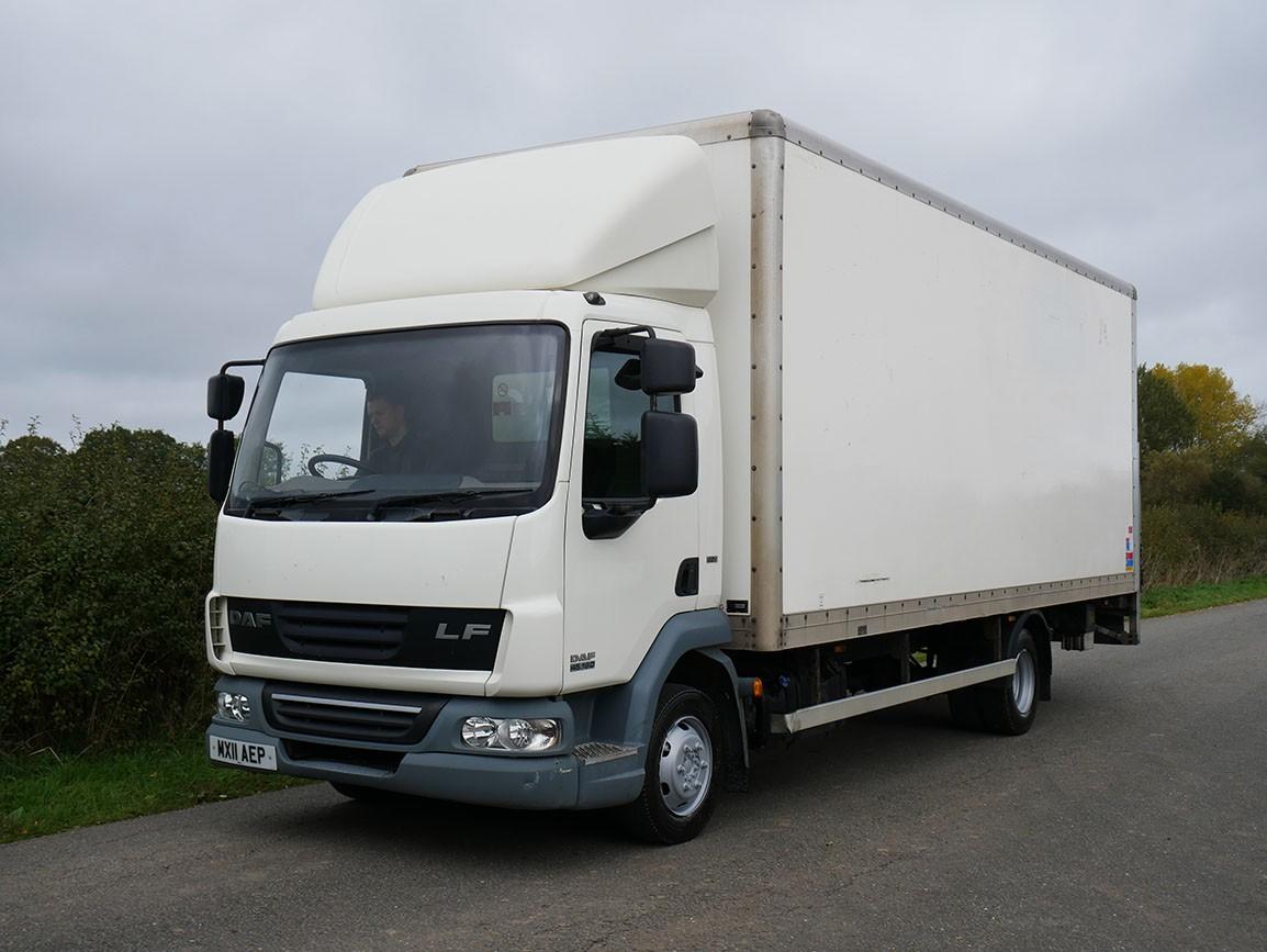 DAF LF 45 160 4 X 2 Box Van