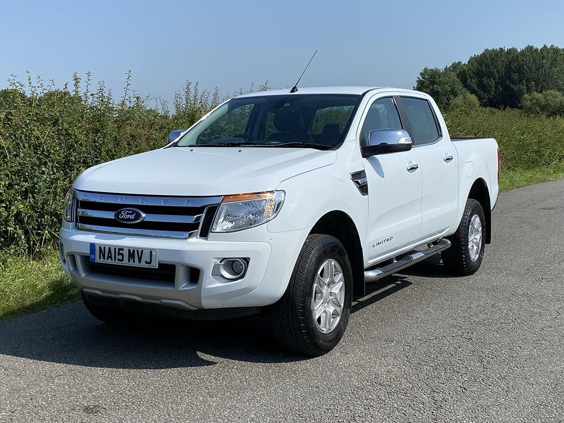 Ford Ranger Limited Pick Up - NO VAT