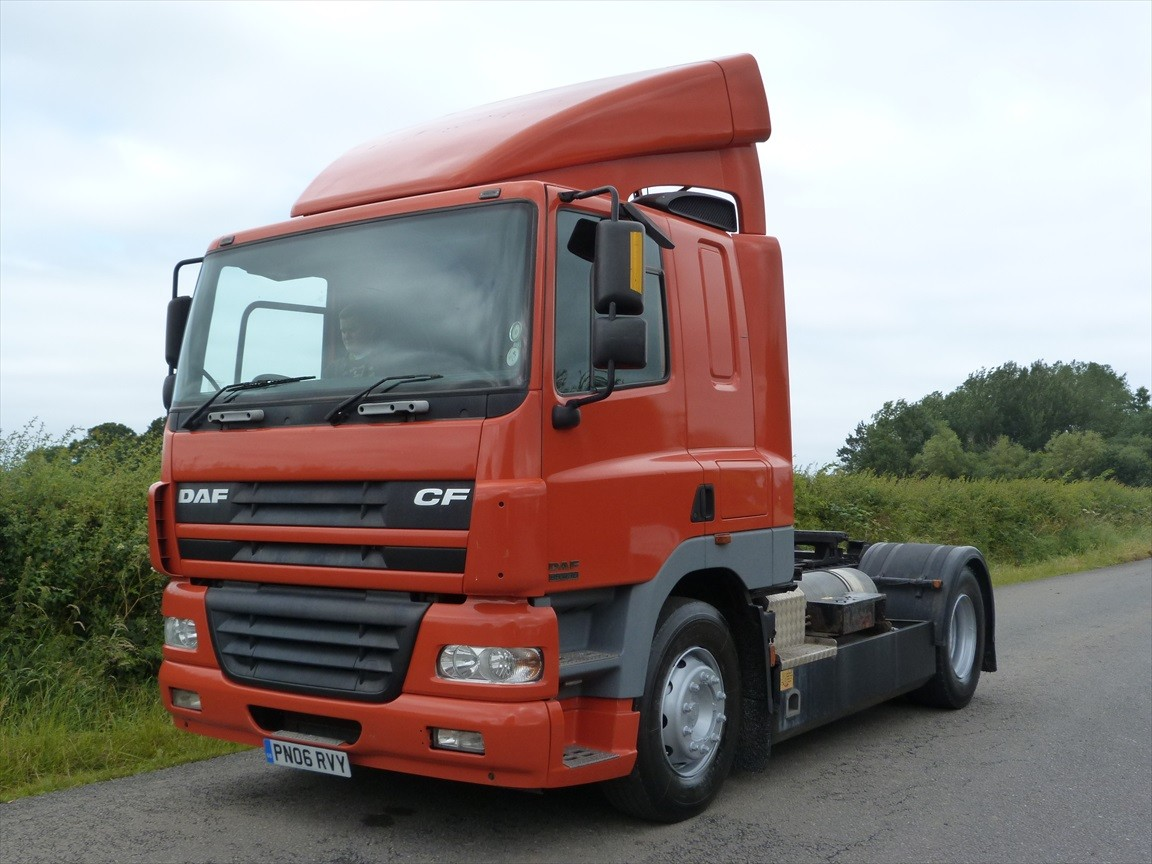 DAF CF 85 430 4 X 2 Tractor Unit