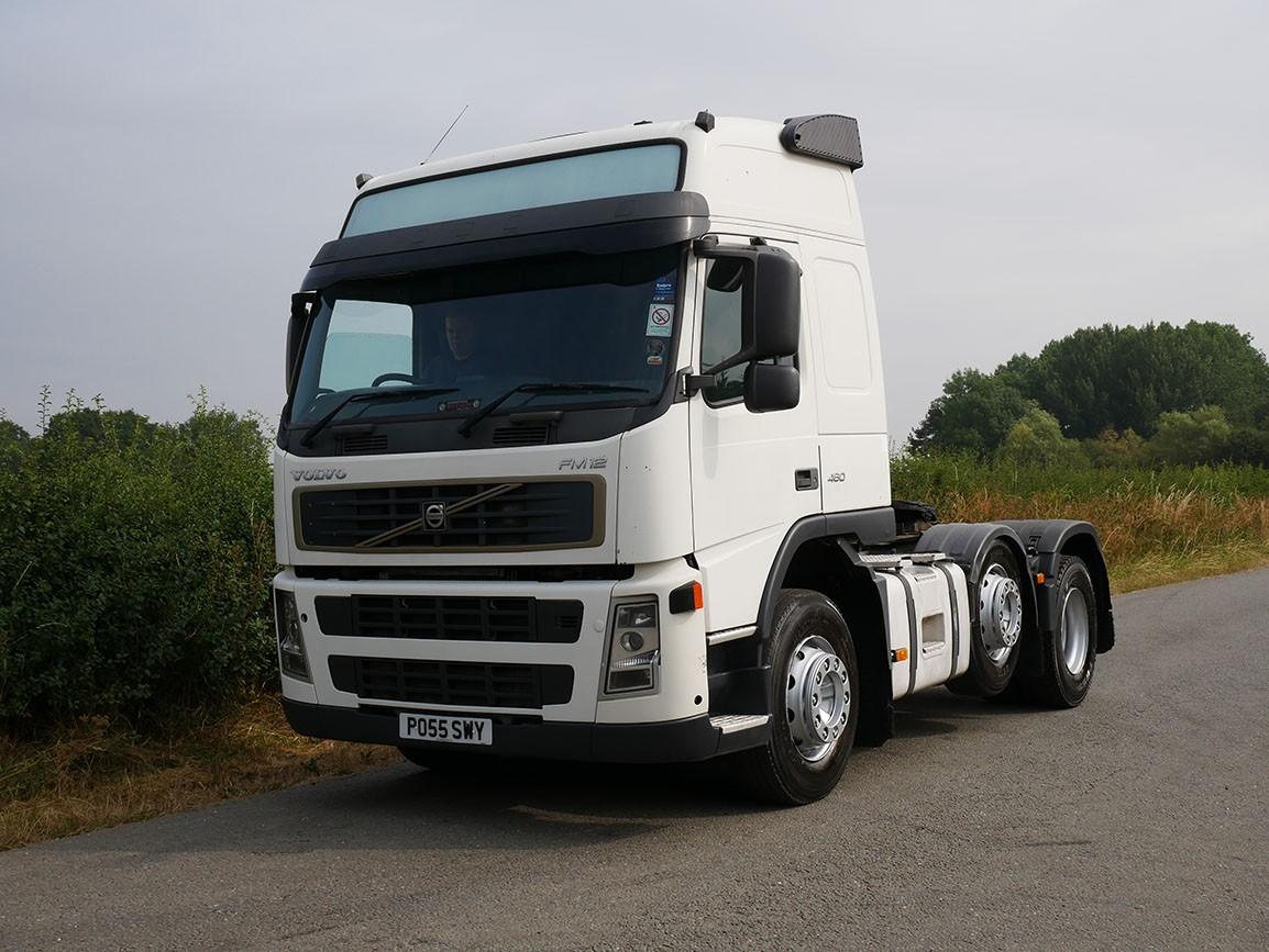 Volvo FM 12 460 6 X 2 Globetrotter Tractor Unit