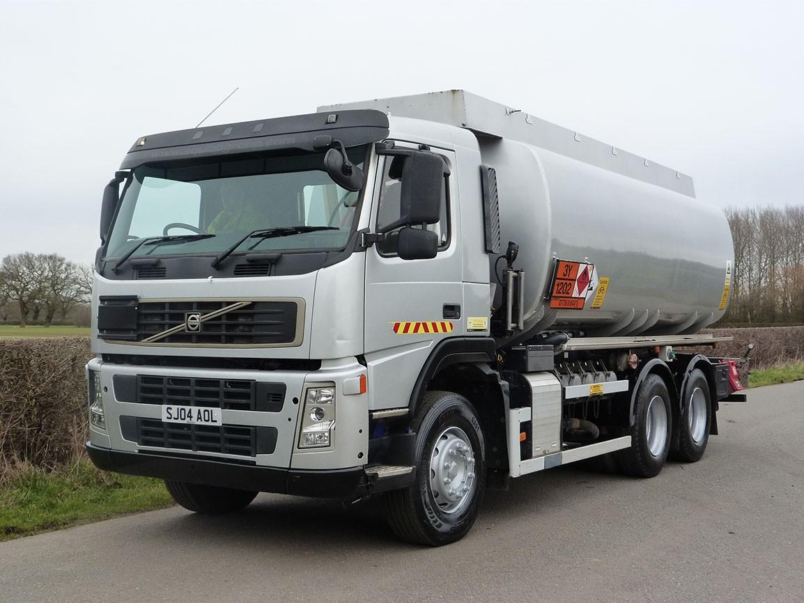 Volvo FM 9 260 6 X 4 19000 Ltr Fuel Tanker