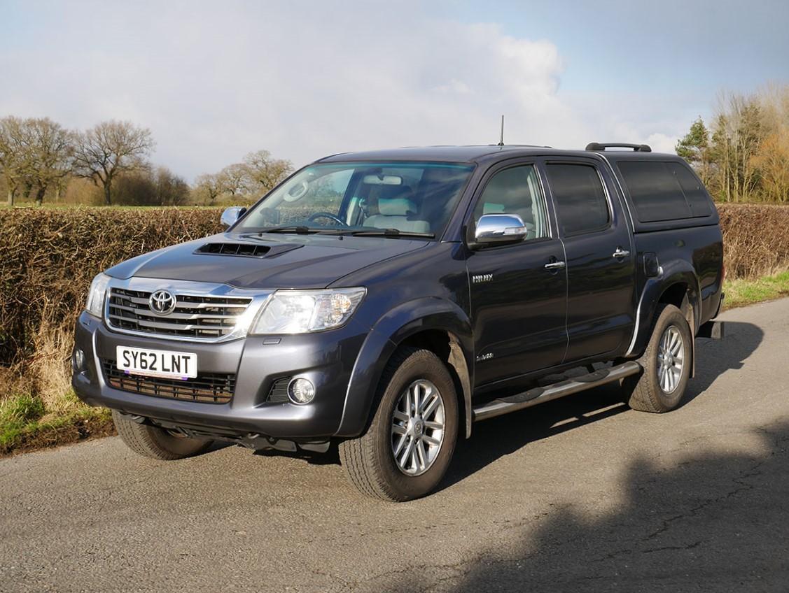 Toyota Hi Lux Invincible Pick Up (No VAT)