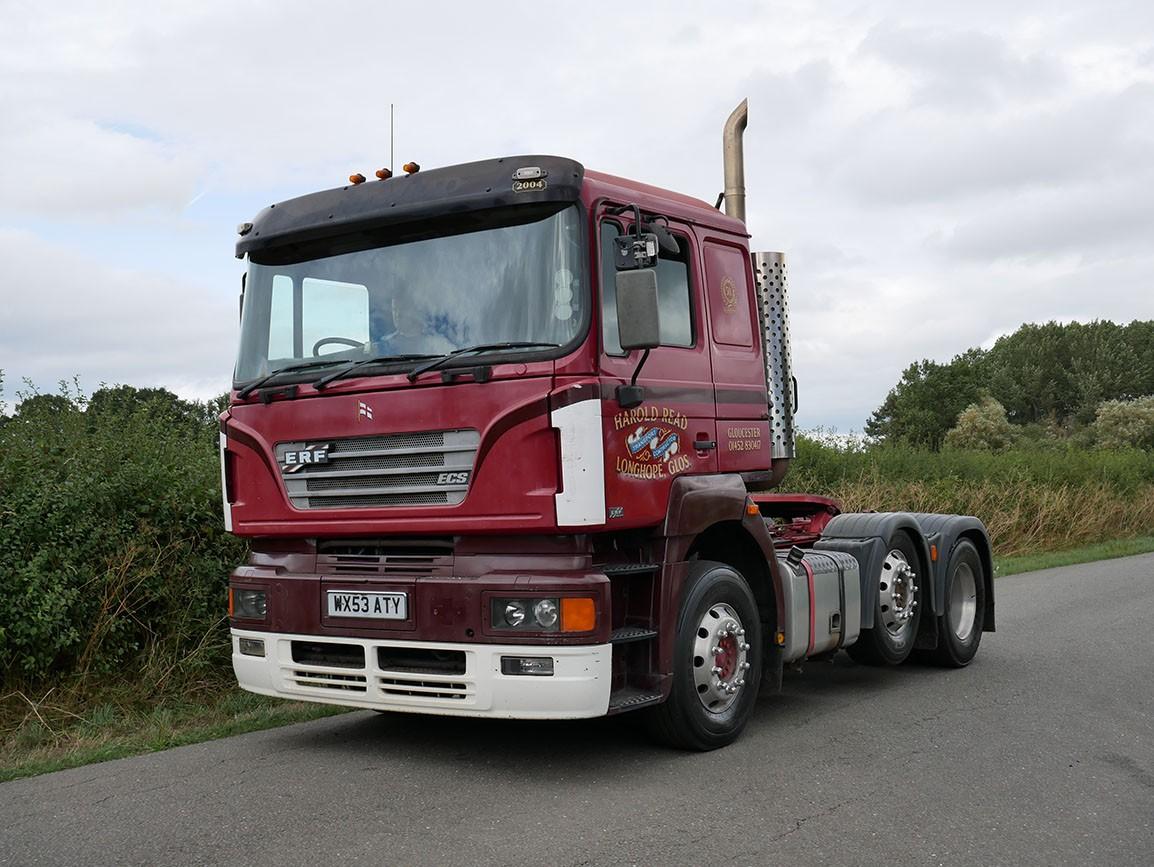 ERF ECS 6 X 2 Tractor Unit