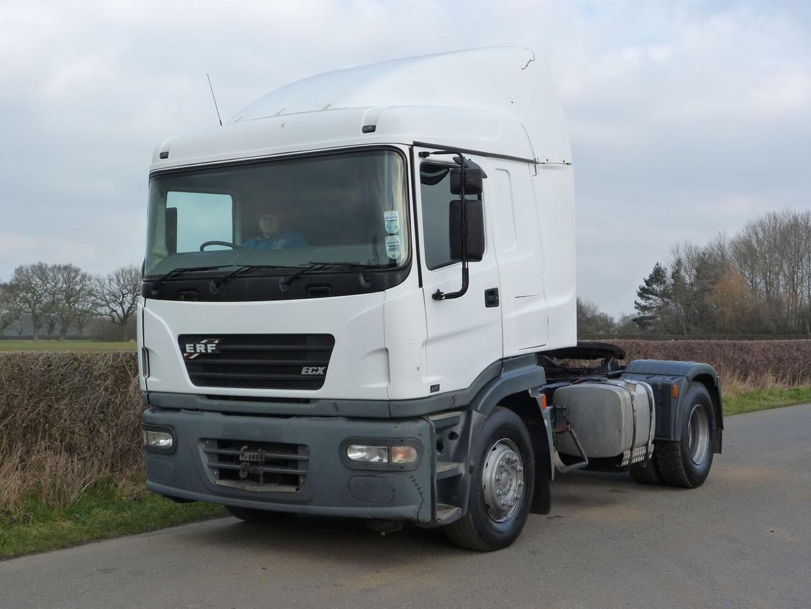 ERF ECX 11 380 4 X 2 Tractor Unit
