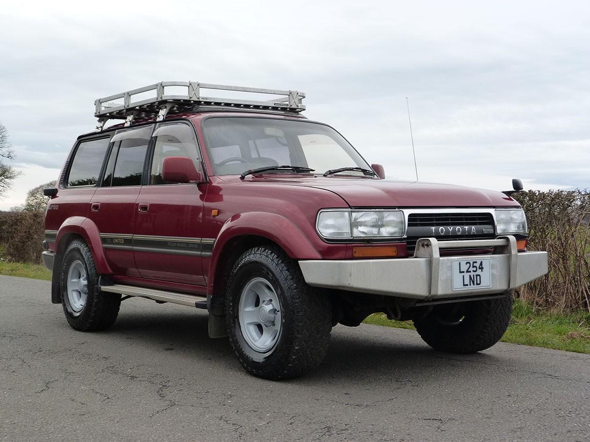 Toyota Diesel Trucks - Toyota Landcrusier   Turbo Sel Used Trucks