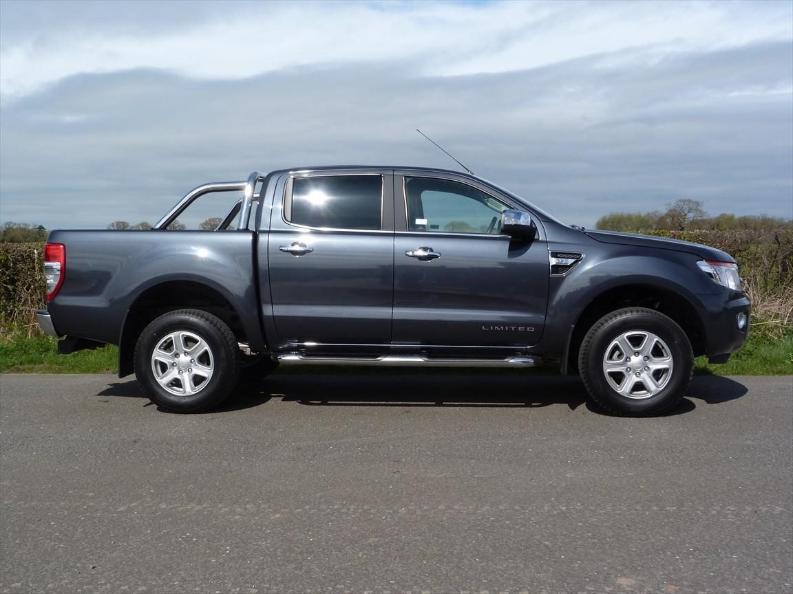 ford ranger 3 2 diesel limited pickup. Black Bedroom Furniture Sets. Home Design Ideas